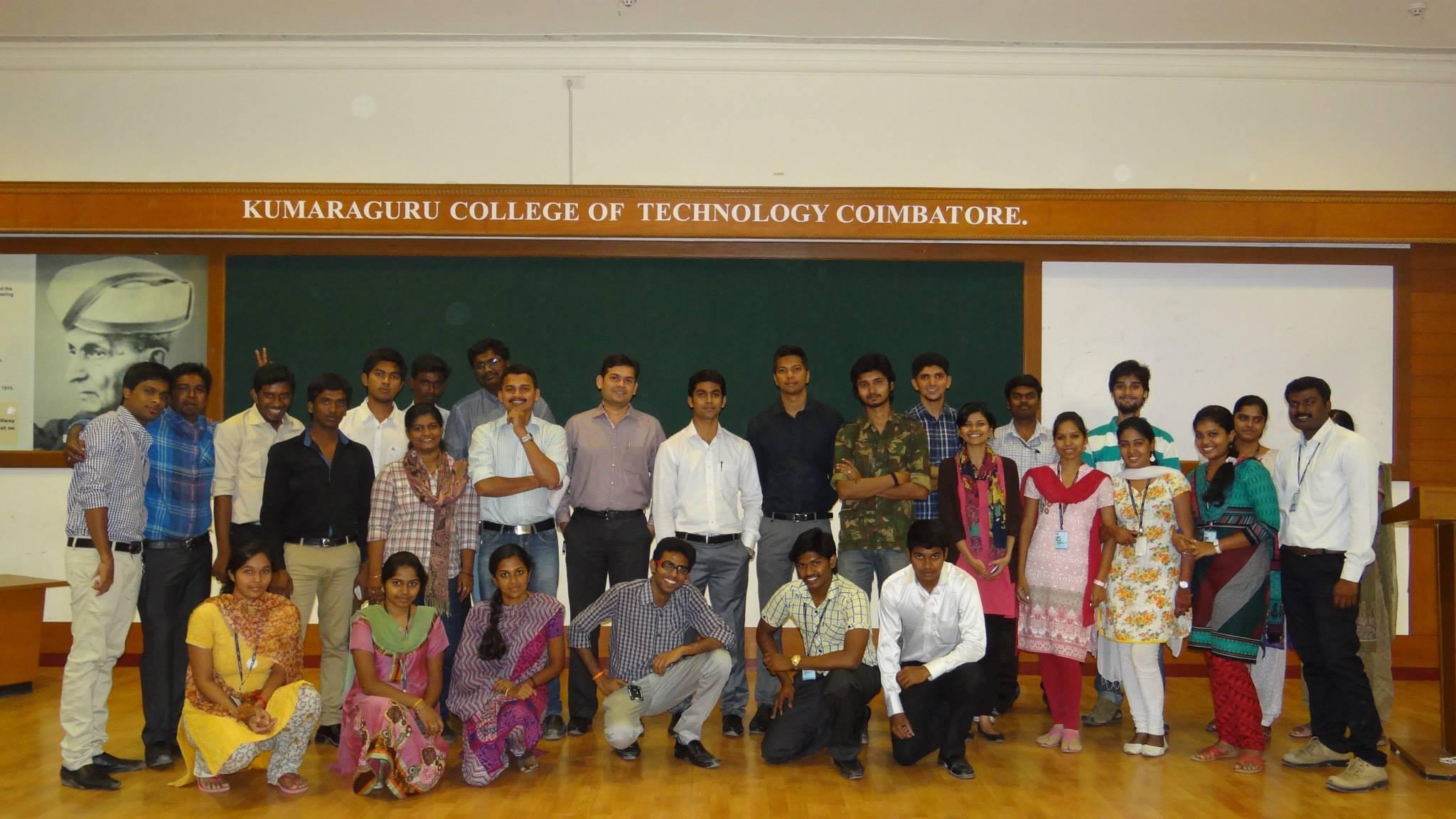 Kumaraguru College Of Technology - KCT, Coimbatore ...