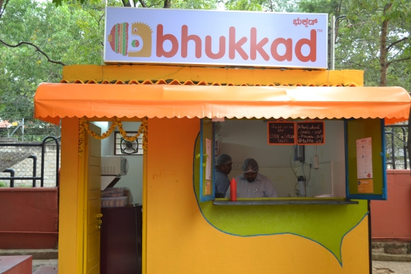 NLSIU Outlet Picture- bhukkad